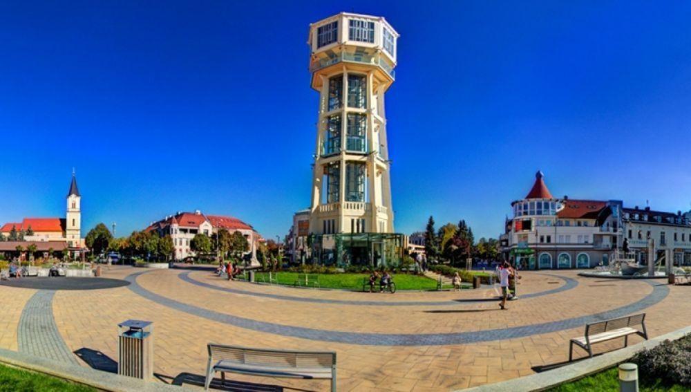 viztorony-water tower-siofok