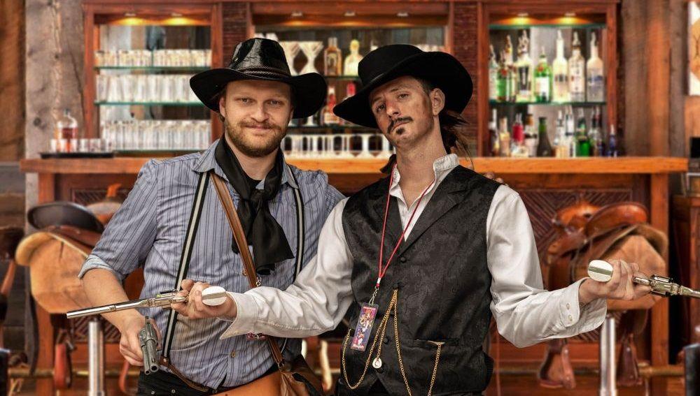 western-tematikus-party